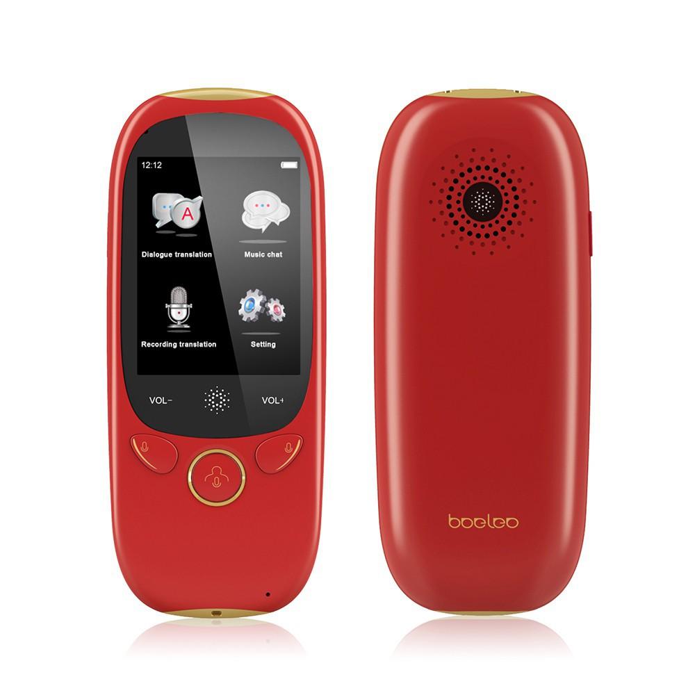 New Boeleo K1 Translator Real Time Instant Smart Voice Translator Device  with 2