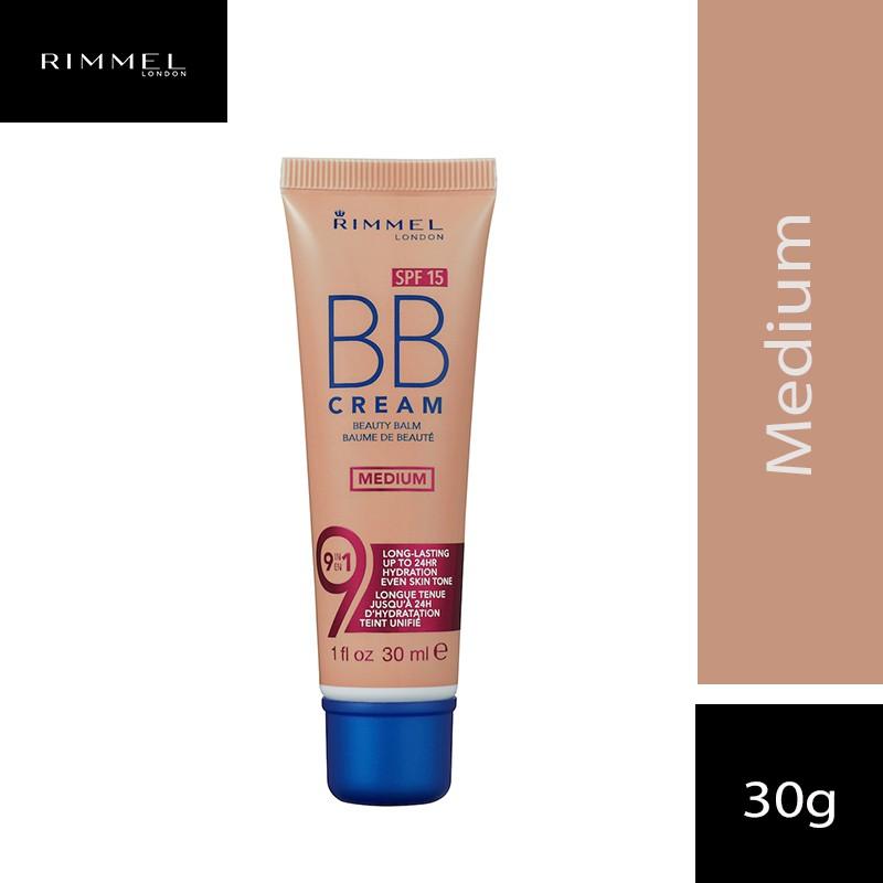 Rimmel London BB 9in1 Super Makeup