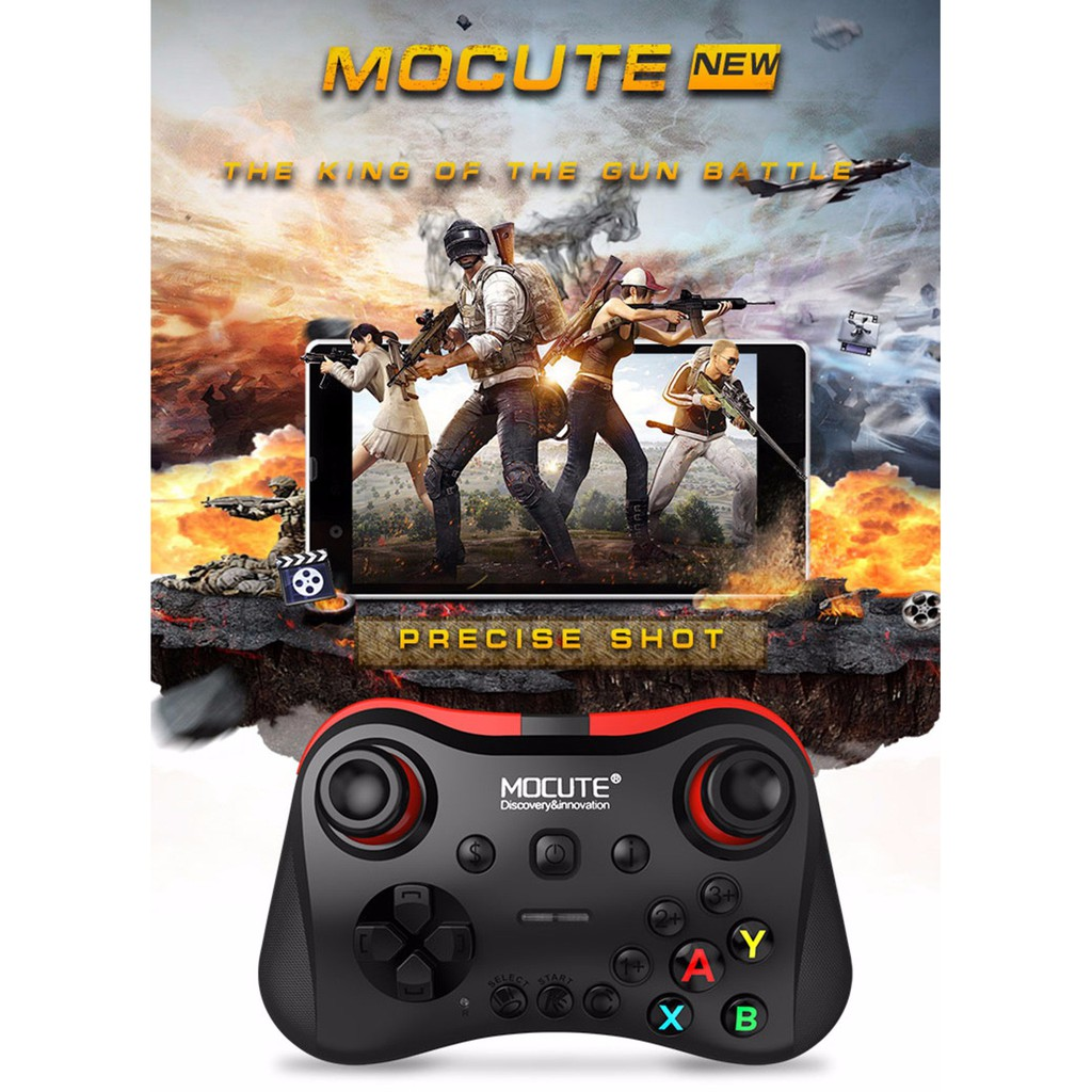 【Ready Stock】MOCUTE 056 Wireless Bluetooth Gamepad Controller Joystick