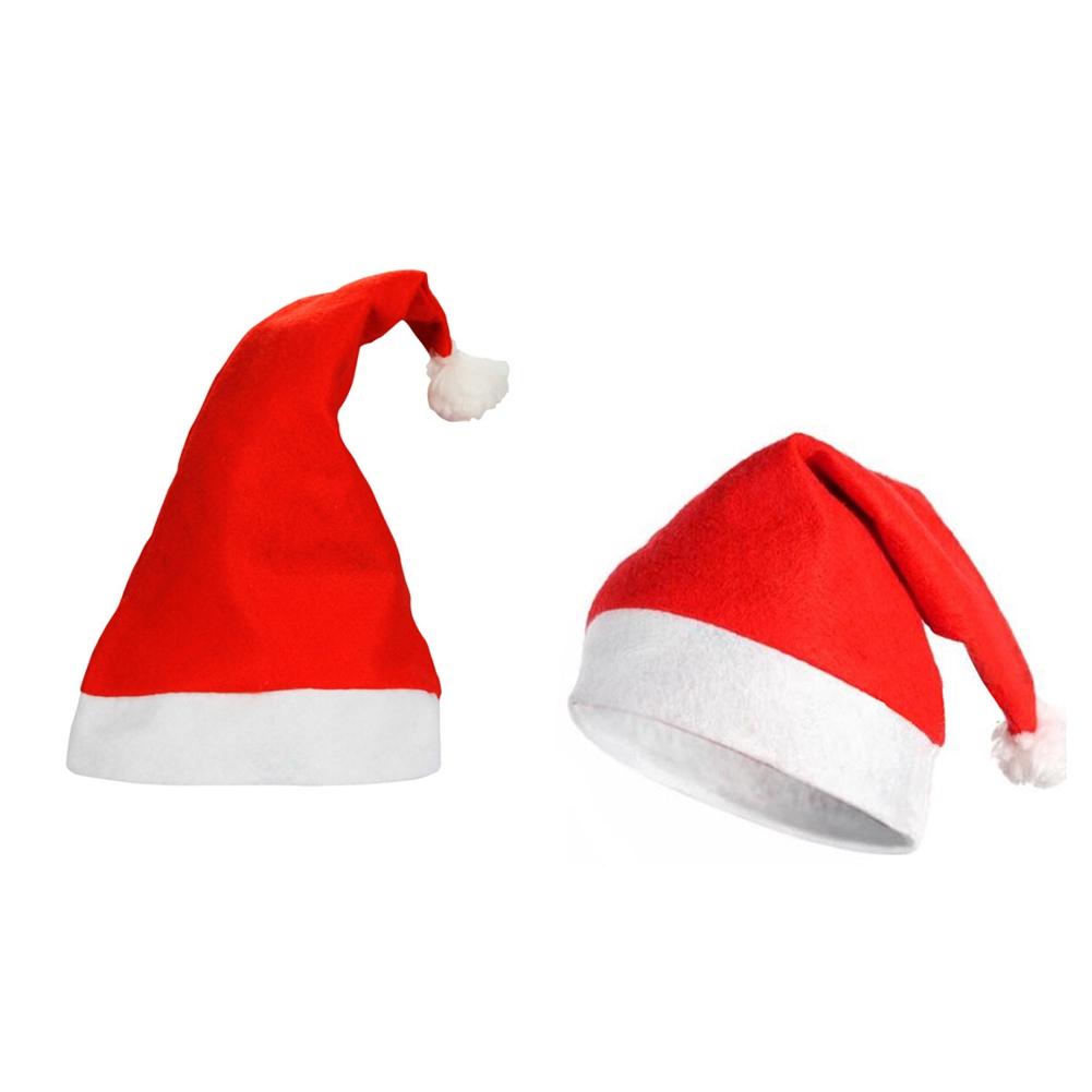 fe3a4db4b3bef BG✓Spiral Spring Santa Hat Headband Headgear Novelty Xmas Accessory  Christmas Cap