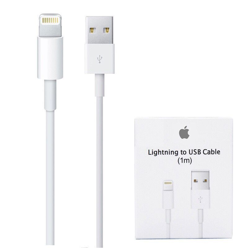 Le Iphone Lightning Usb Cable 1m