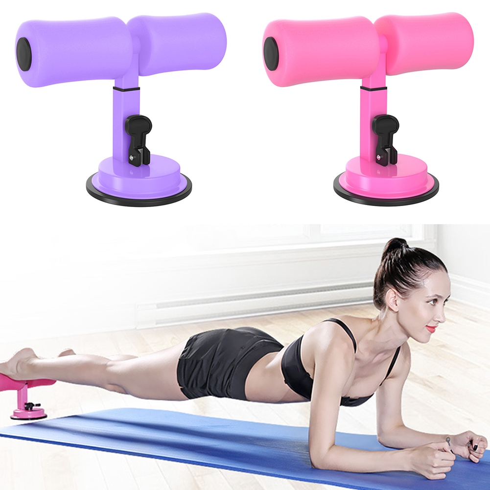 Healthy Fitness Gym Exercise Lose Weight Abdomen Sit-ups Assistant Device Sucker