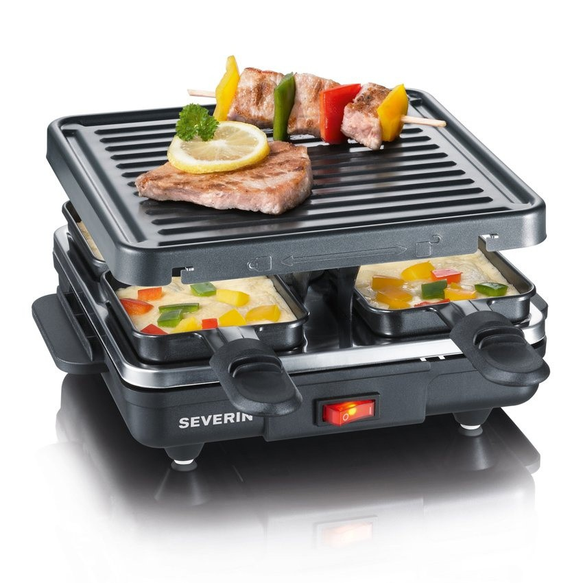 severin raclette grill rg 2686 shopee singapore