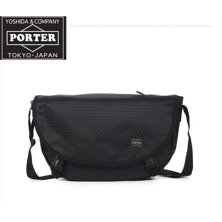 🌟 LOCAL SG STOCK 🌟 Porter Hexagon Beehive Messenger Bag  7f46b509618f1