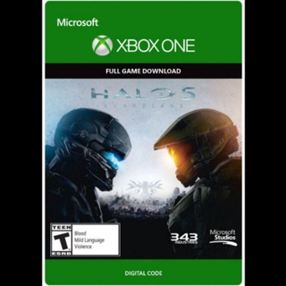 XBox One Halo 5 Guardian Digital Download Game Code Fully