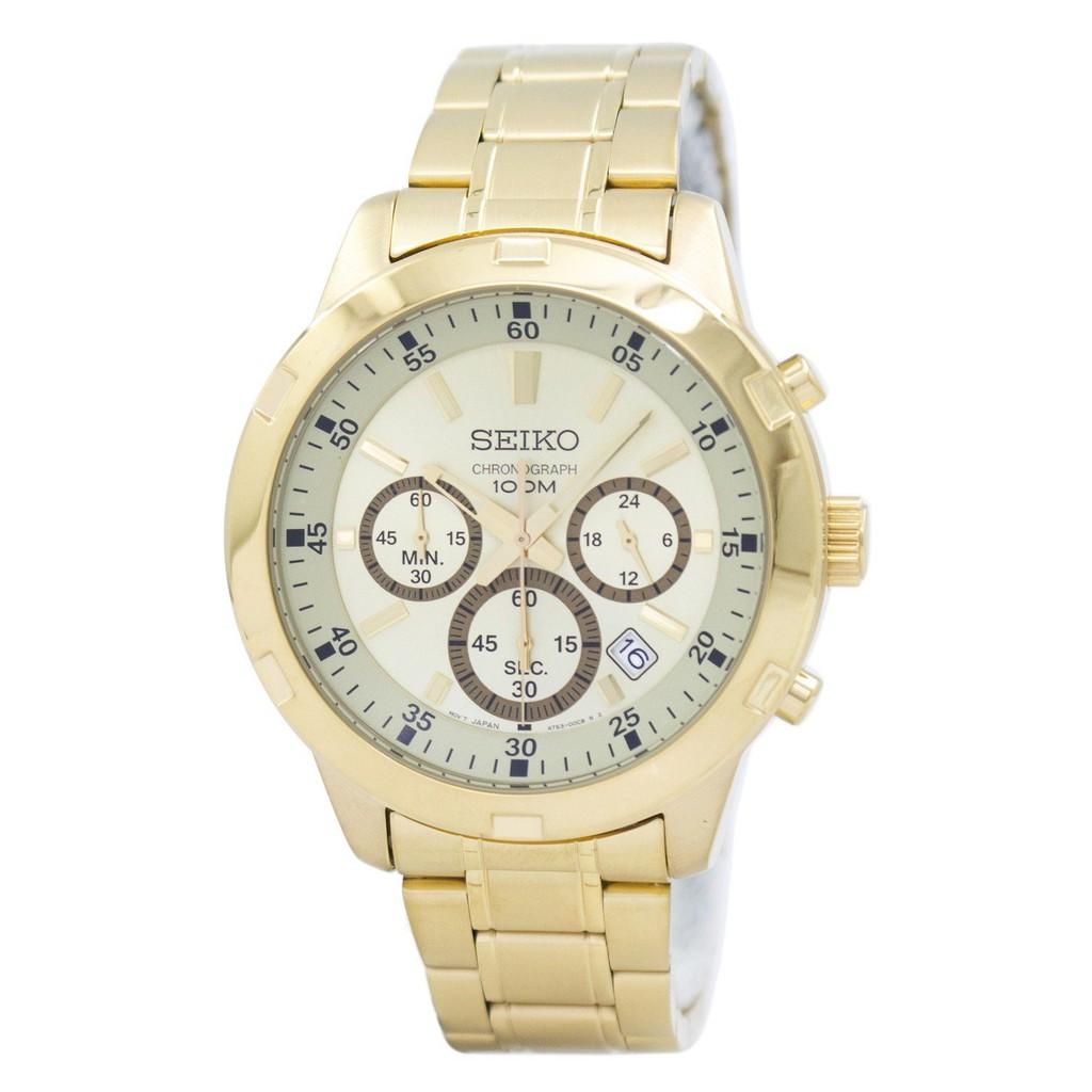 Seiko Chronograph Quartz SKS592 SKS592P1 SKS592P Mens Watch  5600361058