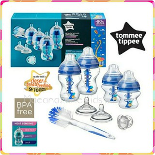 BPA /& Phthalate FREE Tommee Tippee Anti-Colic Teats 2-Pack 0-6 Months Variation