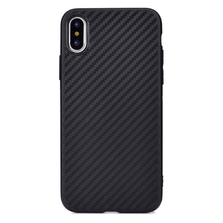 coque iphone xs max carbon fiber