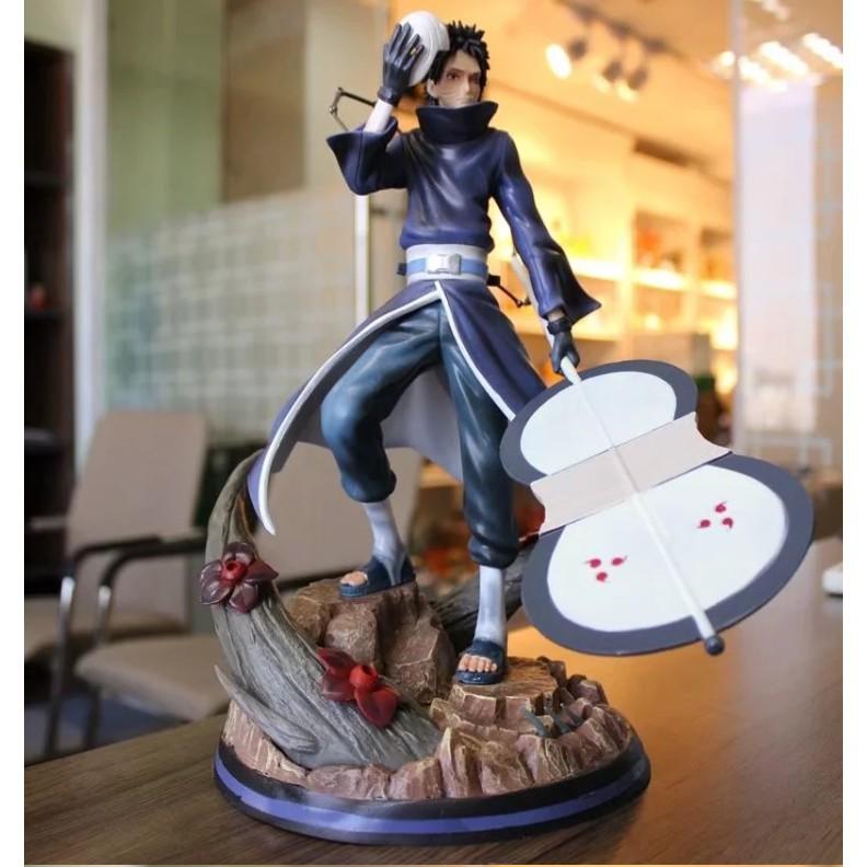 Anime Naruto Shippuden Tobi PVC Action Figure Figurine Toy Gift 13CM