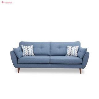 MYSEAT sg MALMO Scandinavian Fabric Sofa | Shopee Singapore