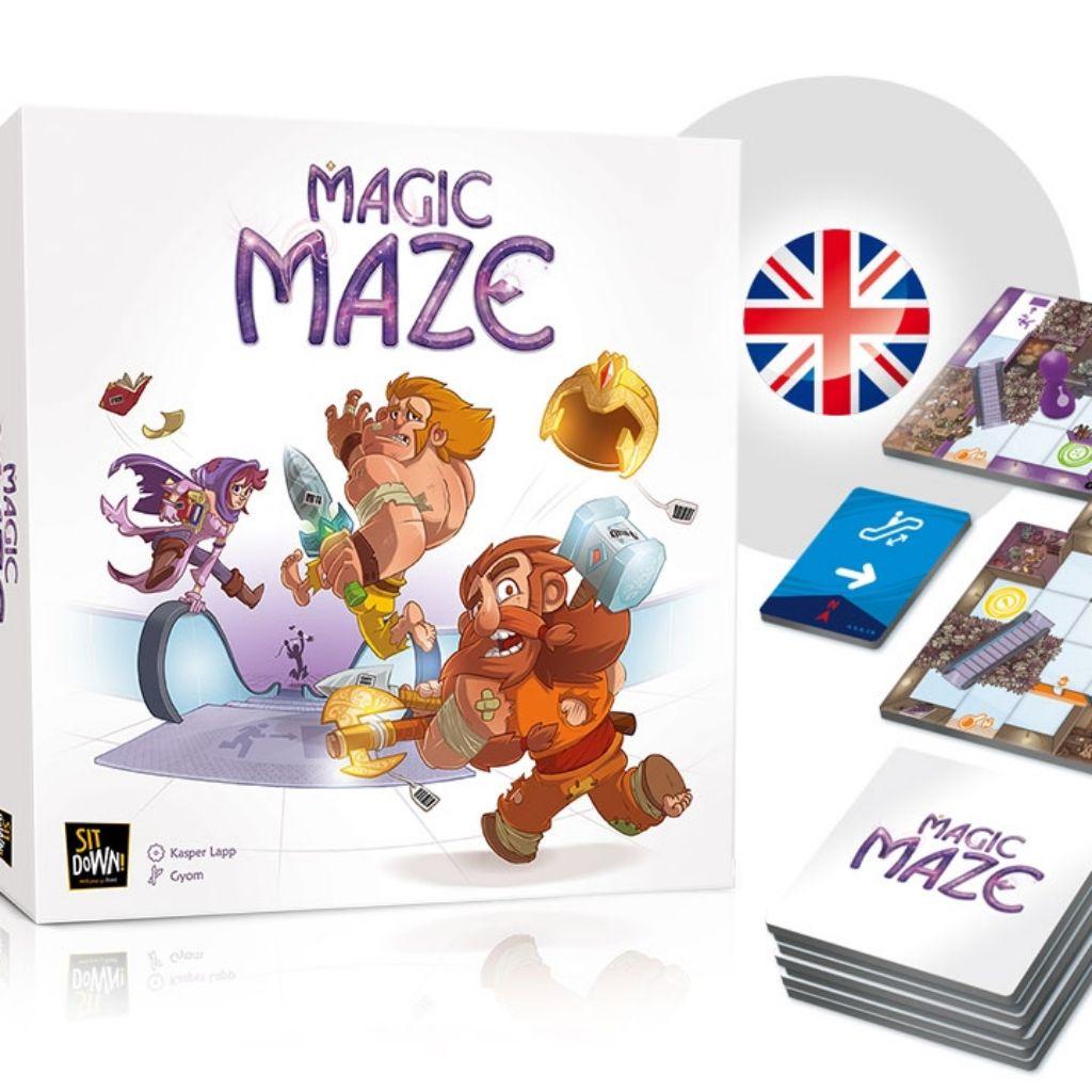 Maze Card Board Games Price And Deals Hobbies Oct Circuit Thinkfun 2018 Shopee Singapore