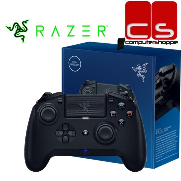 Razer Raiju Tournament Edition Controller Bluetooth Wired Connection Ps4 Pc Compatible Shopee Singapore Türkiye'de ilk defa alışveriş kredisi burada.stokta 10 adet18:00bugün kargodason güncelleme: shopee