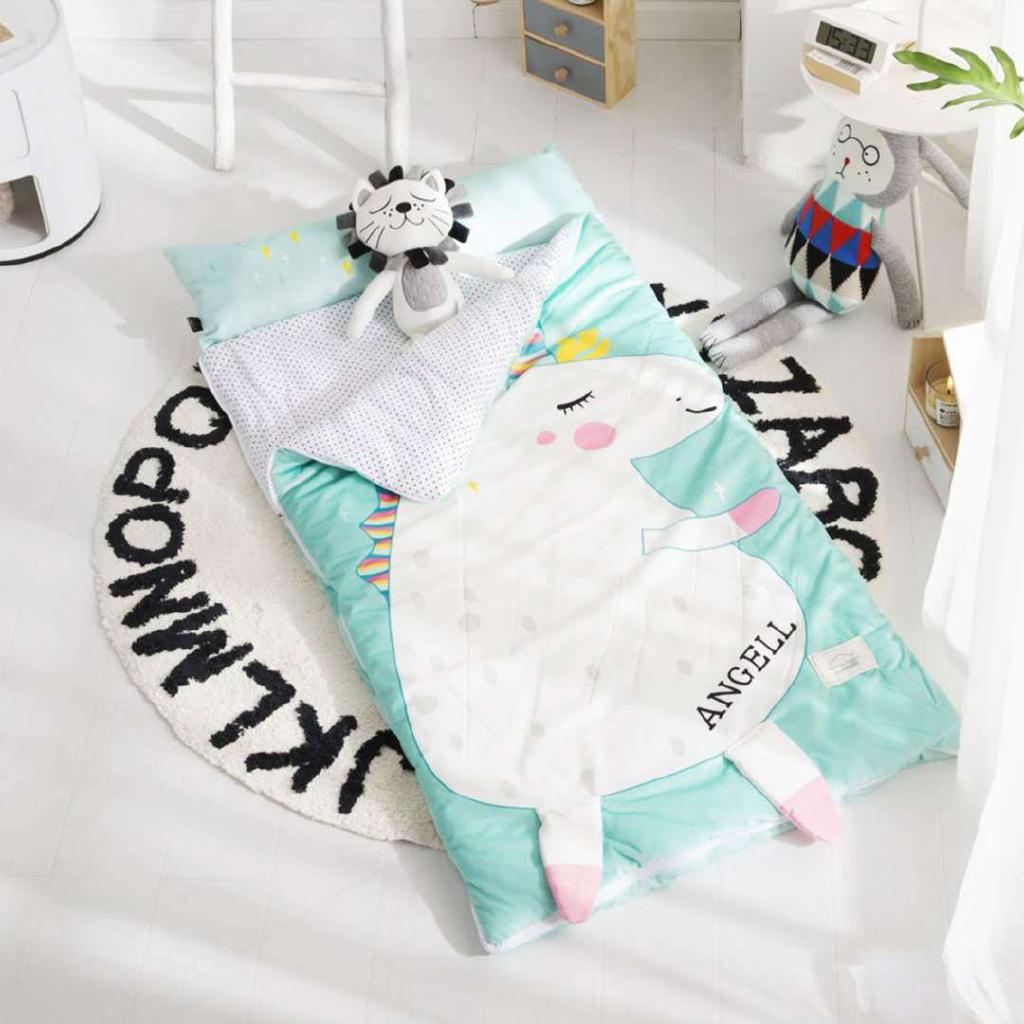 differently 5c1fe 0882d ins multifunctional children sleeping bag thickening baby ...