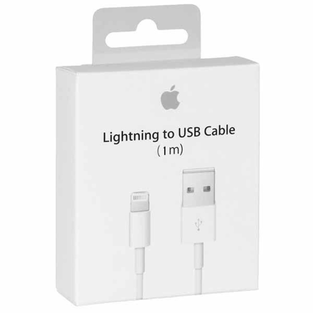 best service b5505 7f5fb Authentic 1M Apple lightning cable iPad iPhone 5 5s 6 6s 7 7s 8 8s X Max