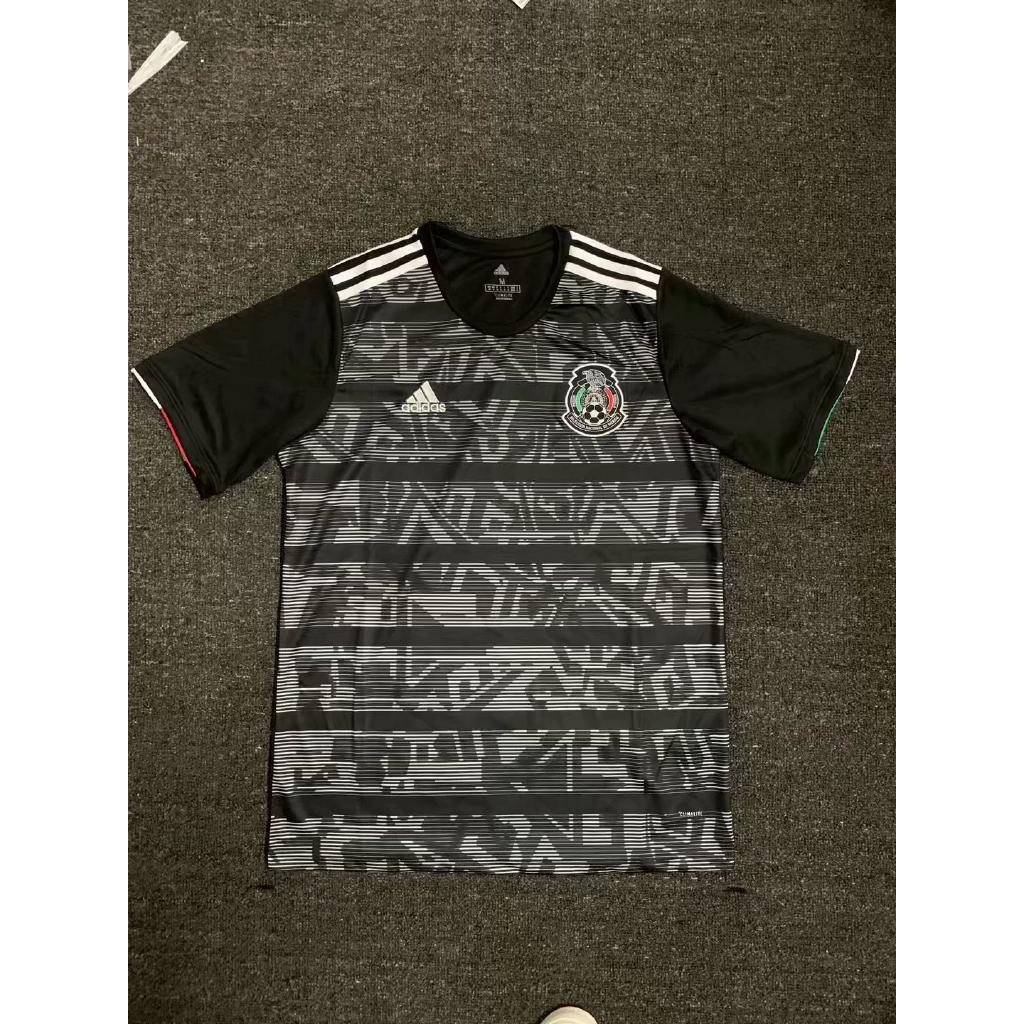 huge discount 0f093 db747 2019 Mexico national football team home black mens jersey