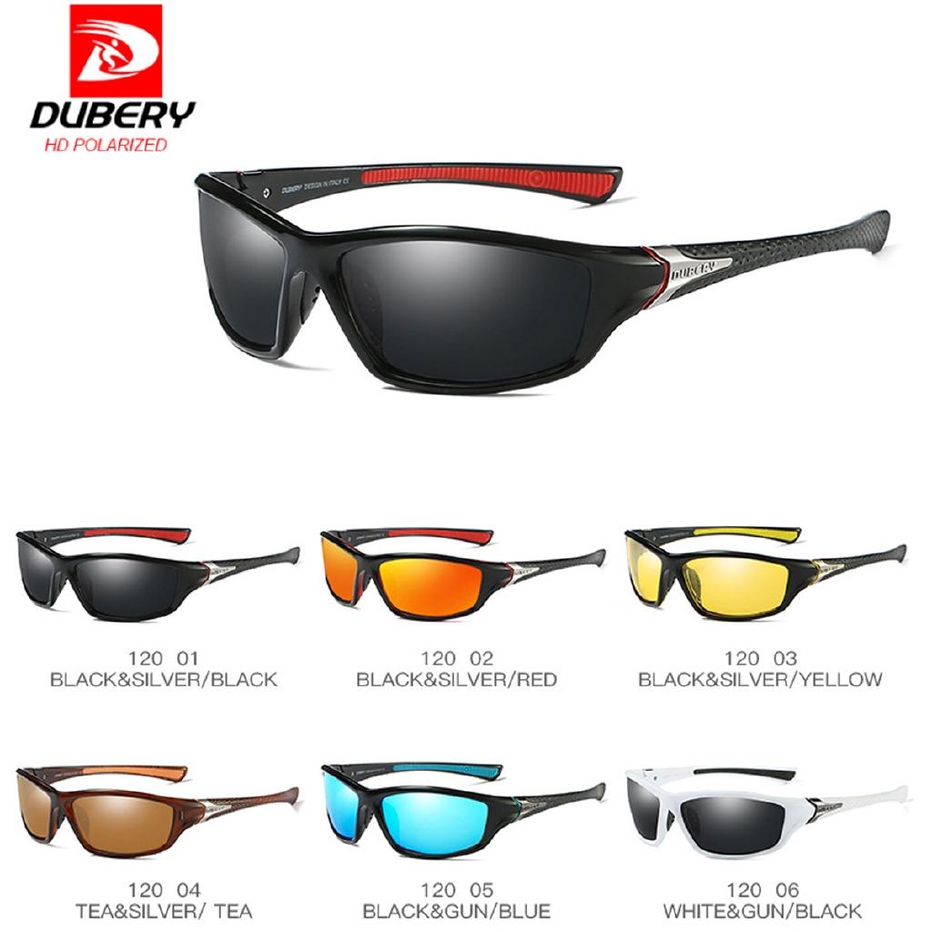 Retro HD Polarized Sunglasses Men Driving Eyewear Outdoor Sports Pilot Goggle