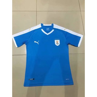 online store 99f7f 202d7 Latest 2019 Uruguay national football team home away jersey ...