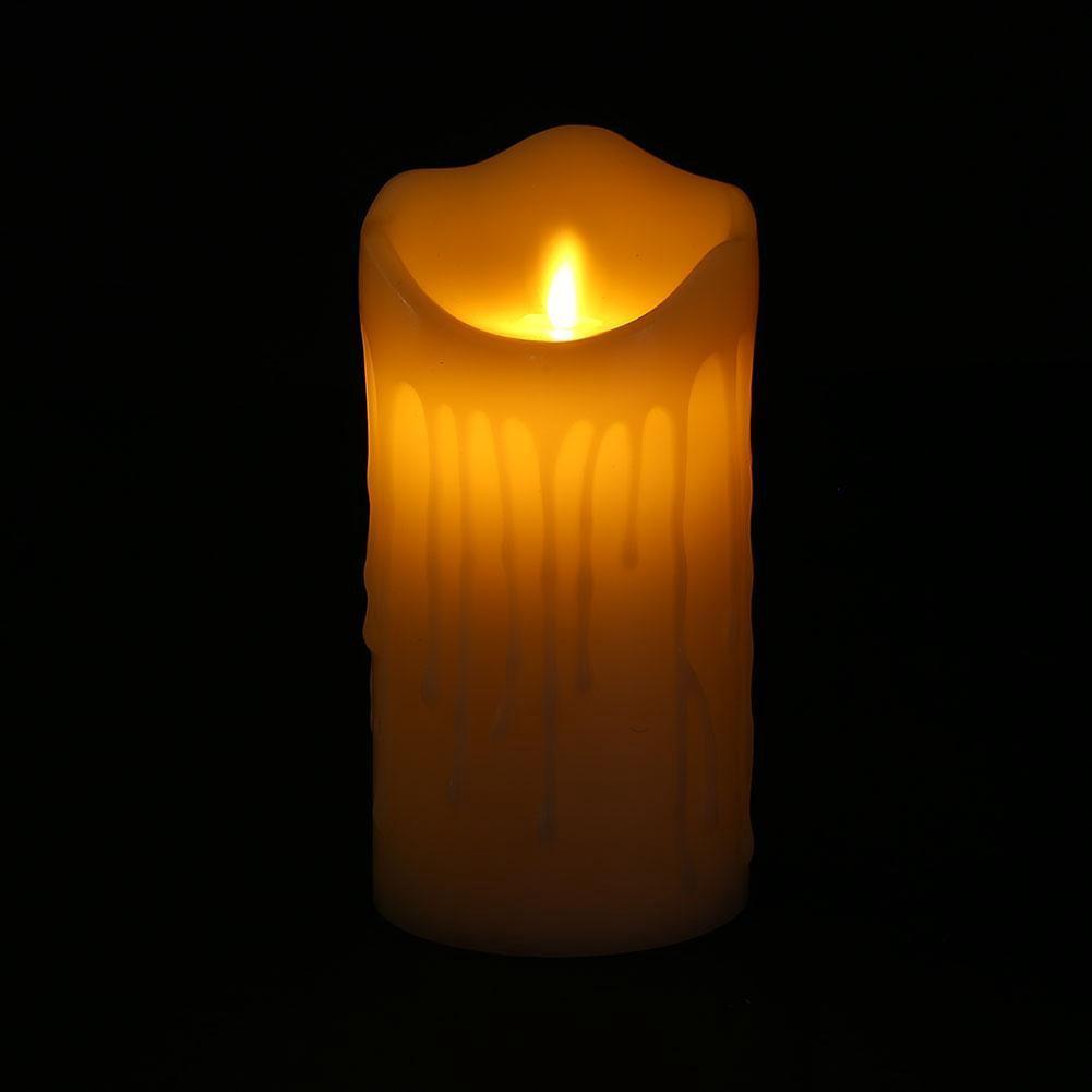Simulation Candle Lamp Led Electronic Flameless Flickering