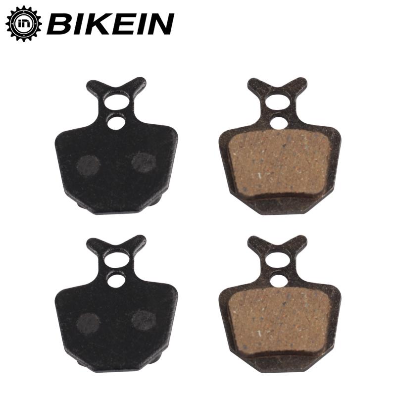 BIKEIN 4 Pairs MTB Bike Resin Disc Brake Pads For FORMULA ORO K18//K24//PURO GIANT