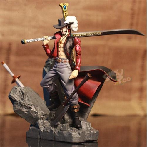 Scultures Vol 2 One Piece POP Zoukeio Eye Mihawk Hawk PVC Figure Figurine