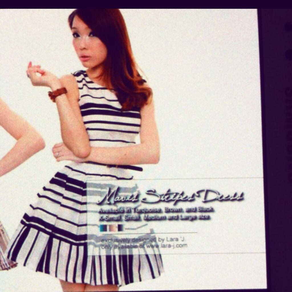 55c148102a1 Lara J dress