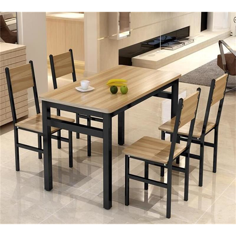 Fillet Table Big Gear Snack Table Household Small Family Hotel Fast Food Table And Chairs Restaurant Dining Chair Set Shopee Singapore