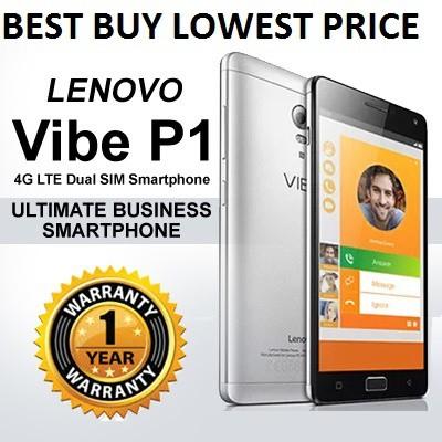 Lenovo VIBE P1(GOLD 32 GB) | 5000mAh Quick Charge