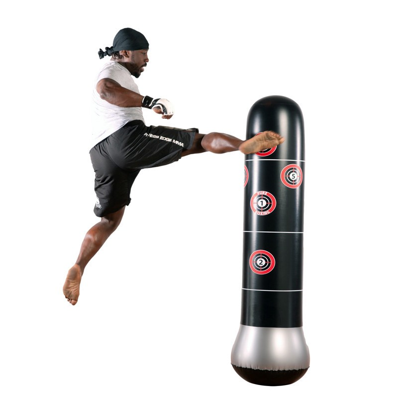 1 Pcs Boxing Pads Thai Kick Boxing Strike Pads Muay Arm Punch Mma For Boxing Taekwondo Foot Target Green Relieving Rheumatism And Cold Boxing