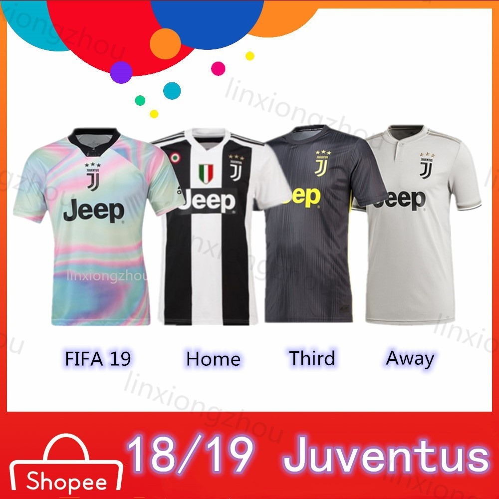 huge selection of 7b473 70aea Top Quality 18/19 Juventus Football Jersey