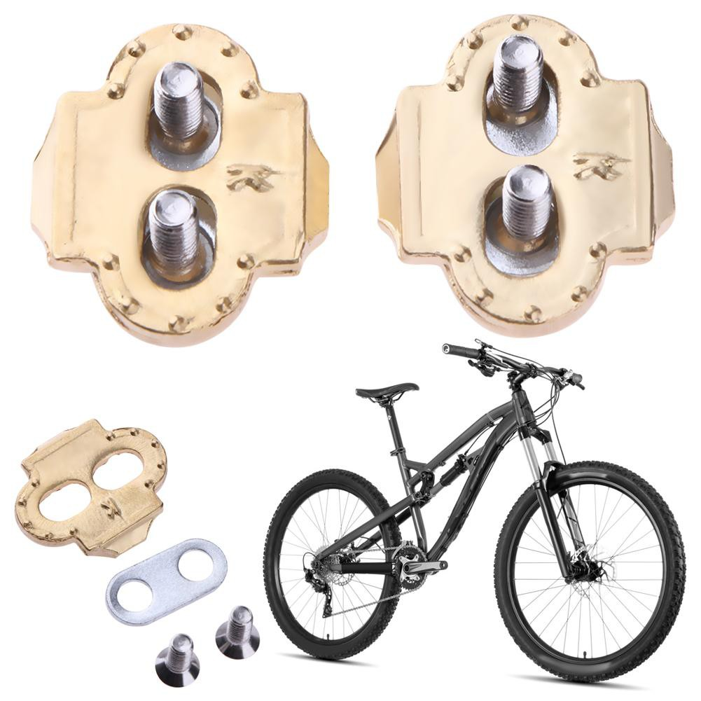 a801f353a8e 👉 NEW RockBros Premium Cleats Crank Brothers Eggbeater Candy Smarty Acid  Mallet Pedals