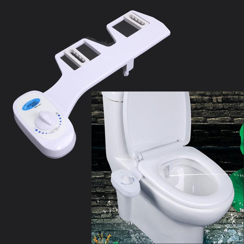 Phenomenal Fresh Water Spray Non Electric Mechanical Bidet Toilet Seat Attachment Bathroom Creativecarmelina Interior Chair Design Creativecarmelinacom