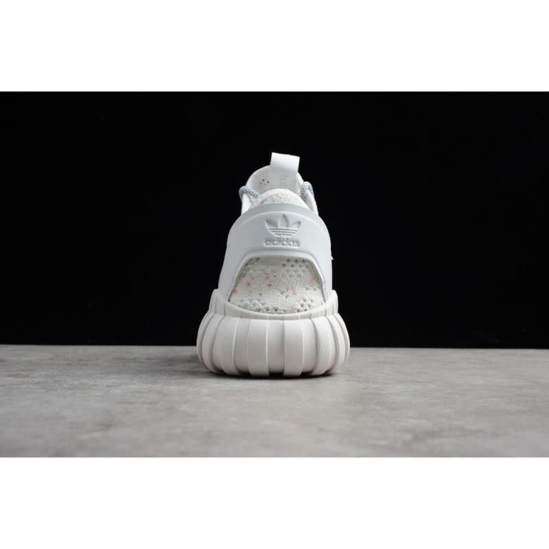 wholesale dealer 46d9b 2b4a6 real picture Adidas Tubular Doom Sock PK all white fashion shoe for men  39-44