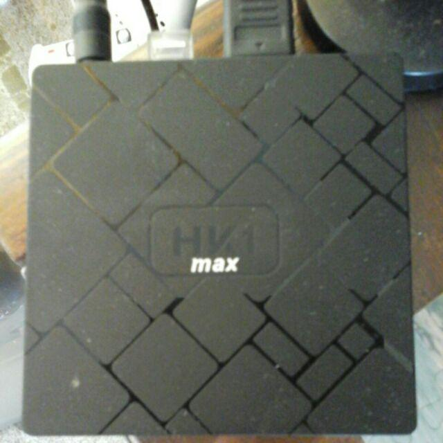 Ready Stock HK1 MAX Android 8 1 TV Box RK3328 4GB 32GB UK Plug