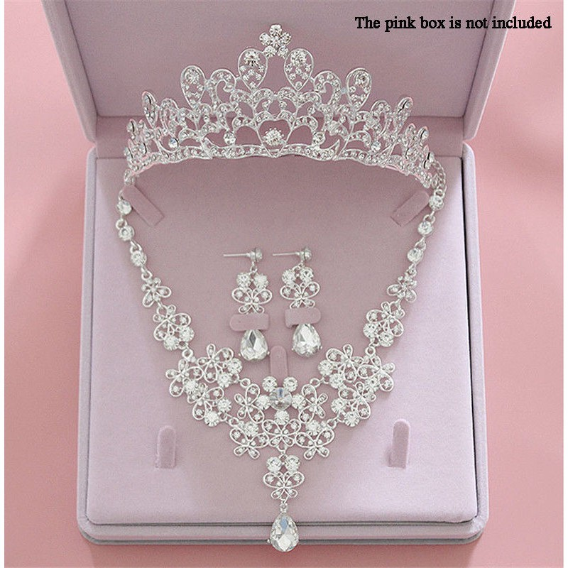 Bobble Arrow Crystal Rhinestone Princess Queen Bridal Wedding Crown Tiara  Party