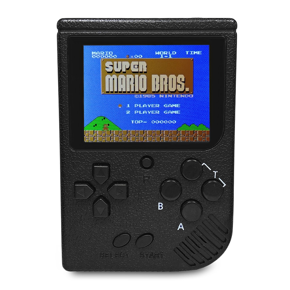 [New] 2 5 inch Handheld Classic Retro Built-in 188 FC Game Console for  Children