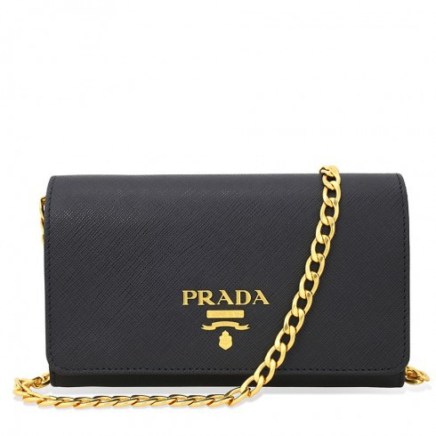 2dc77243d BN2106 Prada Tessuto Saffiano Leather Nero/Black (Seasonal Bag) | Shopee  Singapore