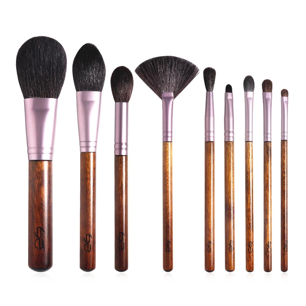 High Quality 9pcs Makeup Brush Set
