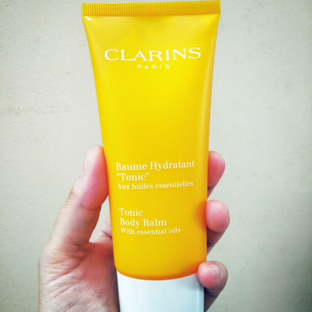 Clarins Tonic Body Treatment Oil Shopee Singapore 30ml