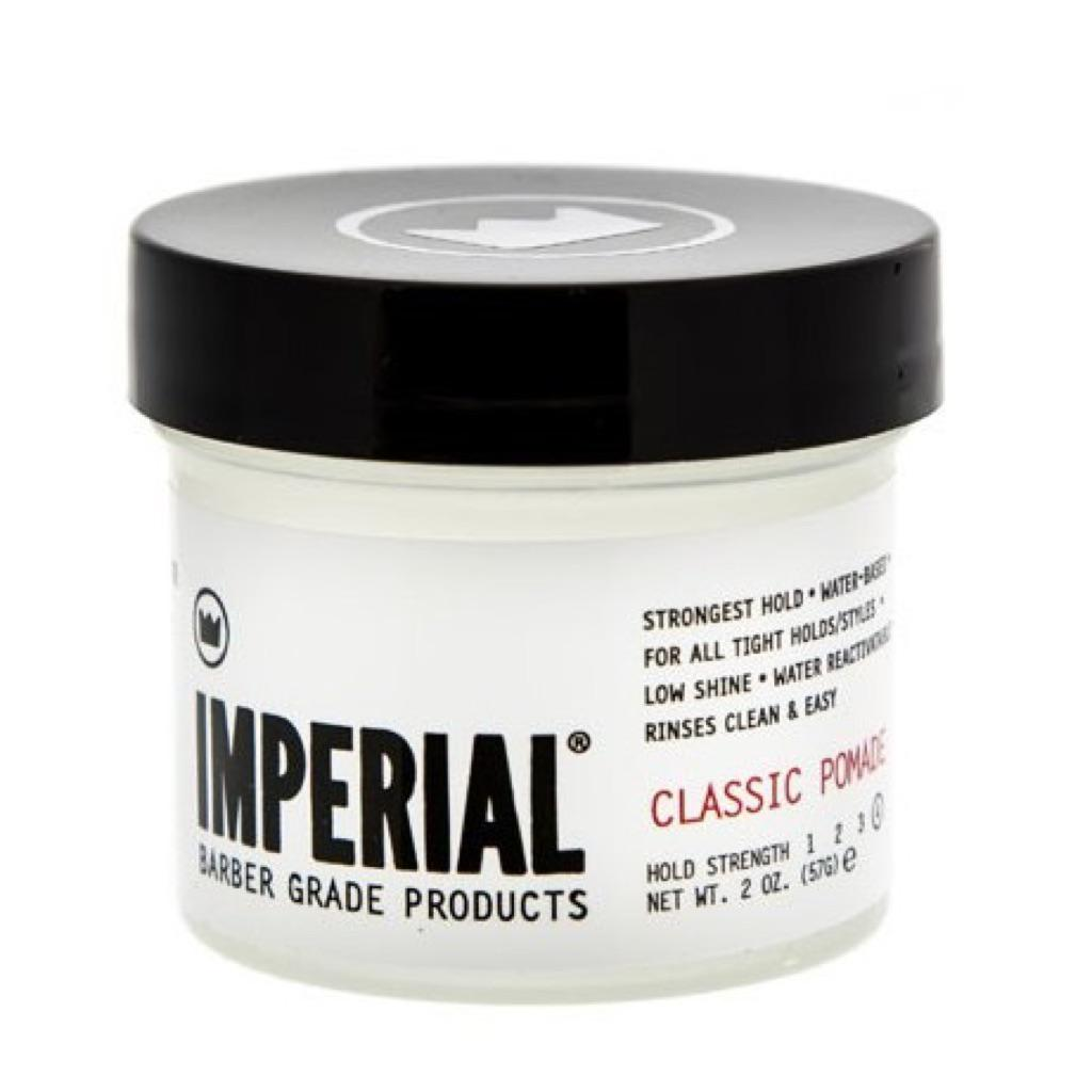 Imperial Barber Classic Pomade (Travel Size) | Shopee Singapore