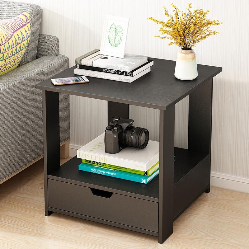 Modern Minimalist Living Room Sofa Side Cabinet Bedroom Bedside