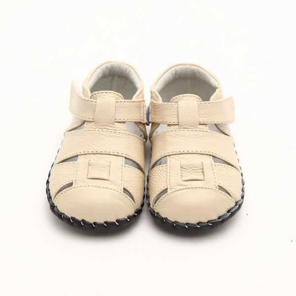 Freycoo - Cream Gavin Infant Shoes