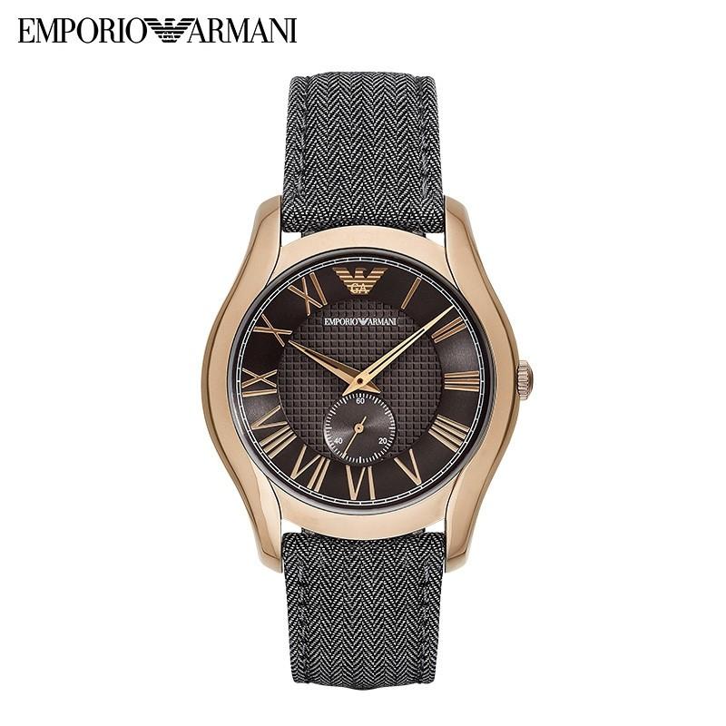 6b50b467f0817 Emporio Armani AR5905/AR5906 Couple Mens & Women Brand Quartz Wrist watches  | Shopee Singapore