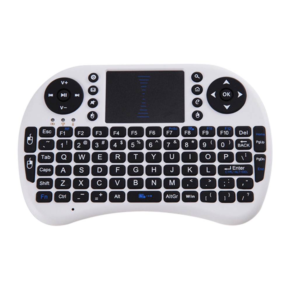 Q5 Voice Control Fly Air Mouse 2.4GHz Wireless Remote Control for Smart TV WT7n