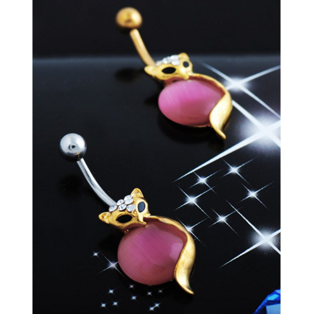 Virgin Belly Ring Navel Barbell 316L Surgical Stainless Steel  Body Jewelry New