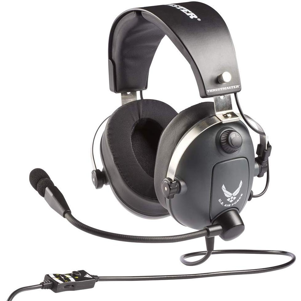 Thrustmaster T Flight US Air Force Edition Gaming Headset