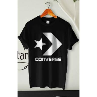 sneakers cozy fresh separation shoes Star Converse T-Shirts Mens Fashion Summer Tee