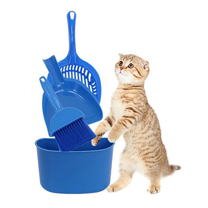Catit Cat Bedding Blue Shovel
