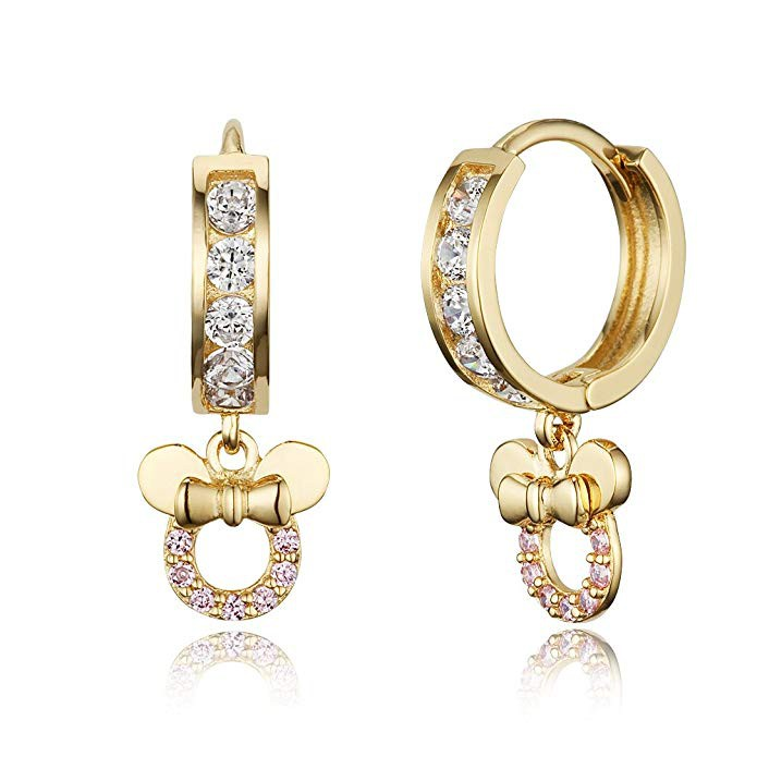 b06f5cda9 14k solid gold ear piercing earring USA Studex | Shopee Singapore