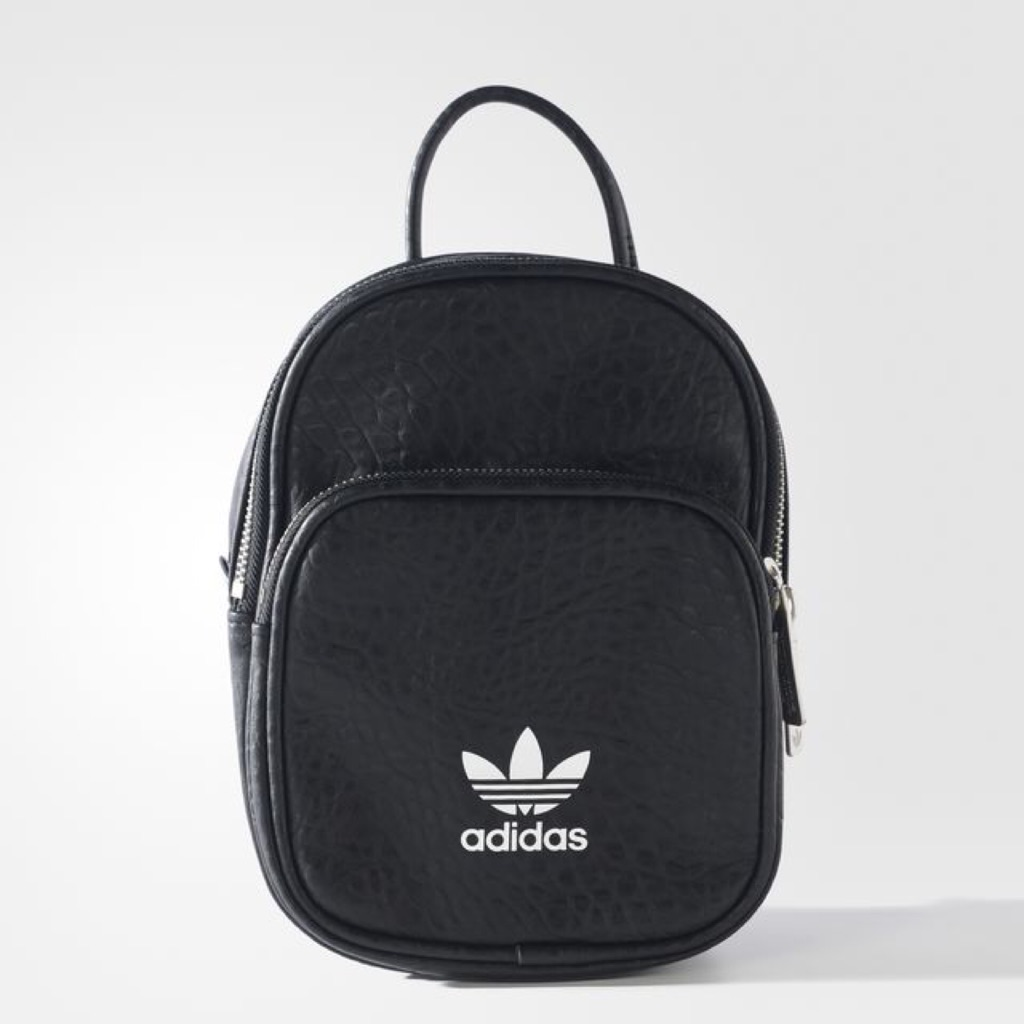Brand New Adidas 3D Roll up Backpack Black   Shopee Singapore fb434a5a14