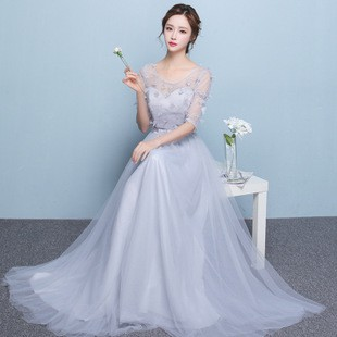 Champagne Wedding Sisters Small Dress